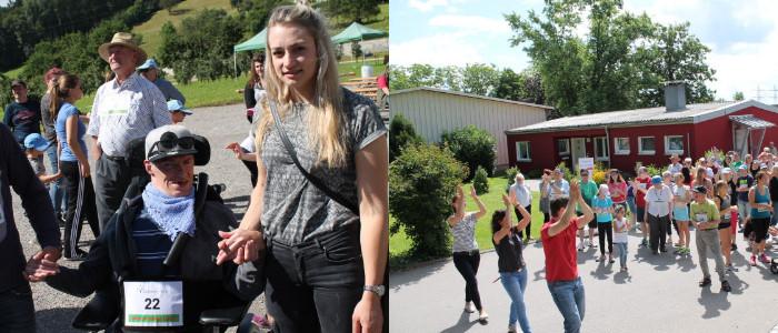 03.07.2016: Hand-in-Hand-Lauf